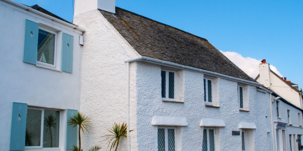 Beach house in St Mawes, Falmouth.